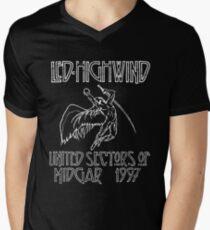 Led Highwind Men's V-Neck T-Shirt