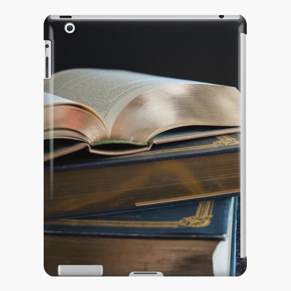 Golden Pages iPad Snap Case
