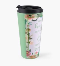 You Can't Buy Happiness But You Can Buy Plants Travel Mug
