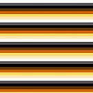Bear Pride Flag Merch Stripes by queeradise