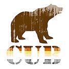 Bear Cub Vintage by queeradise