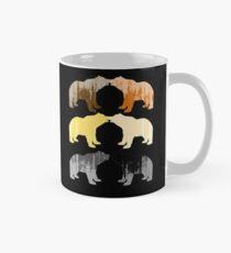 Kissing Bear Pride Classic Mug