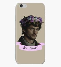 Hannibal - Go Away iPhone Case
