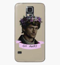 Hannibal - Go Away Case/Skin for Samsung Galaxy