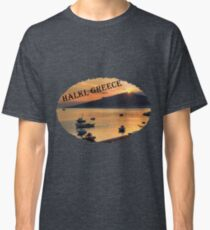 Halki Sunrise (version 2) Classic T-Shirt