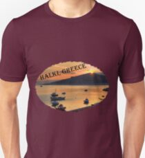 Halki Sunrise (version 2) Unisex T-Shirt