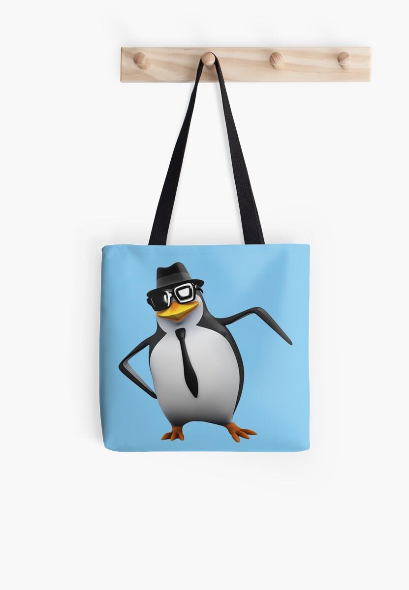 Cool Penguin by Vitalia