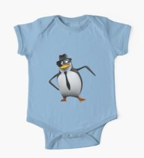 Cool Penguin One Piece - Short Sleeve
