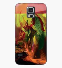 Fire of Notre Dame Case/Skin for Samsung Galaxy