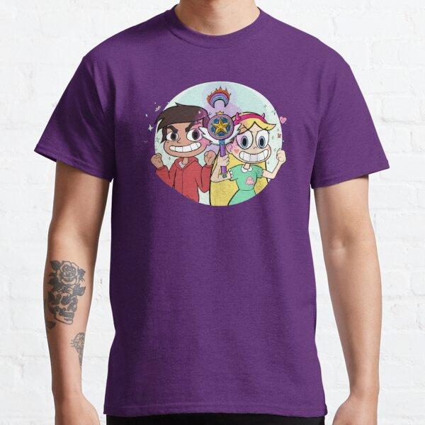 Monster kämpfen Classic T-Shirt