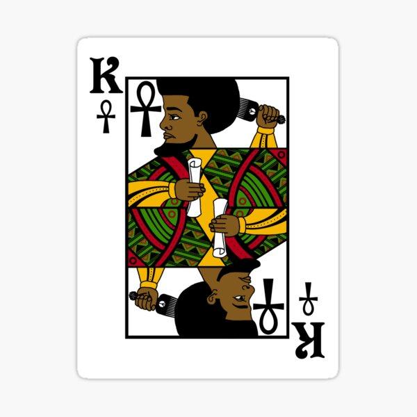 ALKEBULAN - BLACK KING Sticker
