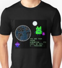 The Mooninites 5,000 Space Dimentions T-Shirt