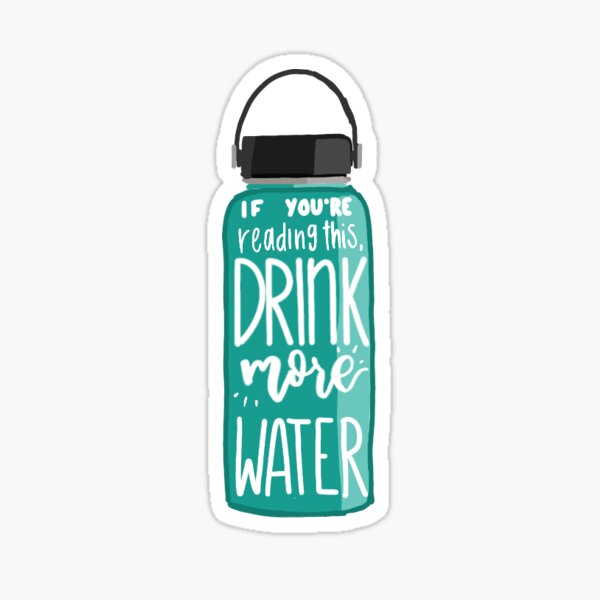 Hydrate! Sticker