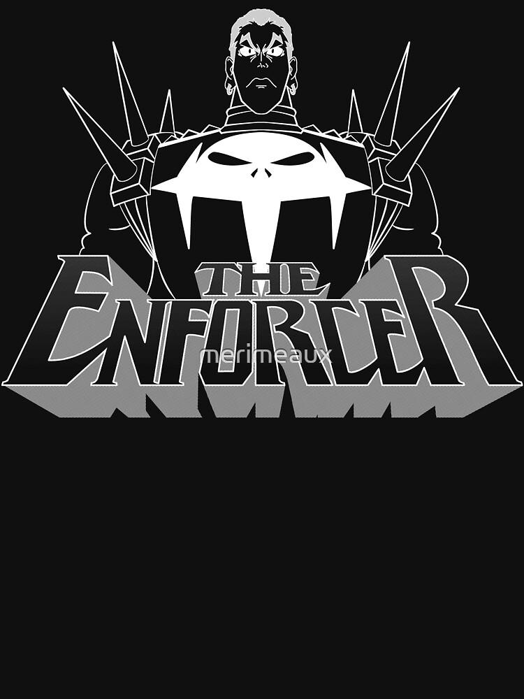 The Enforcer by merimeaux