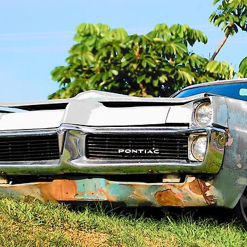 The Pontiac by treborbob