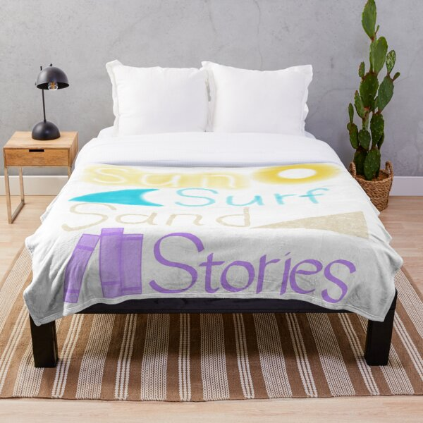 Plaid Sun Surf Sand Stories 2 Par Fireflies2344 Redbubble