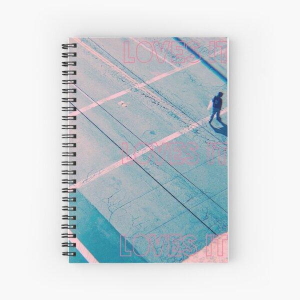 Loves It Spiral Notebook