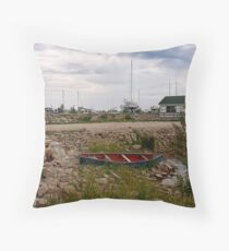 Mackinaw Throw Pillow