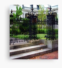 The Armstrong House Canvas Print