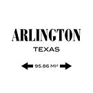 Arlington, Texas von Paul Chang