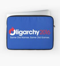 Oligarchy 2016 Laptop Sleeve