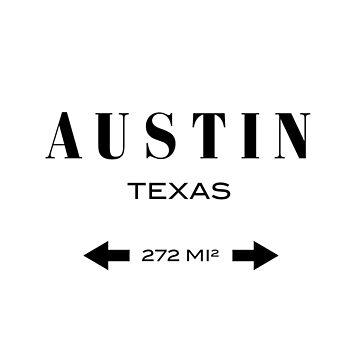 Austin, Texas von SITM