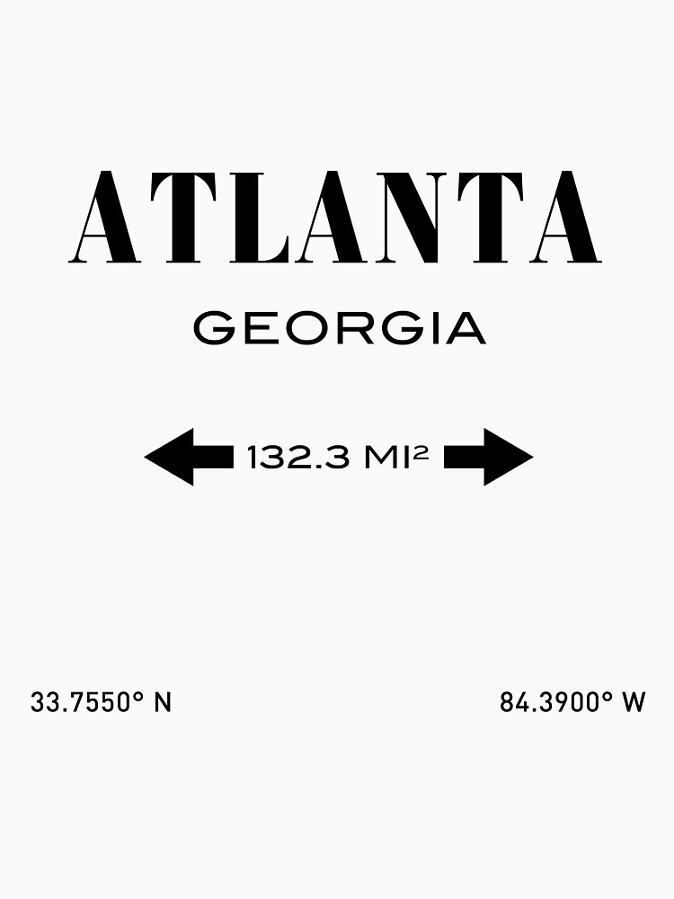 Atlanta, Georgia von SITM