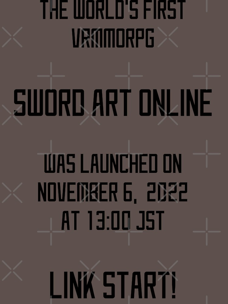 Sword Art Online - Launched by RobSp1derp1g