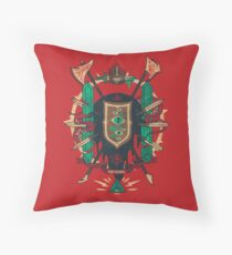 Astral Ancestry Throw Pillow