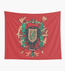Astral Ancestry Wall Tapestry