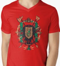 Astral Ancestry Men's V-Neck T-Shirt