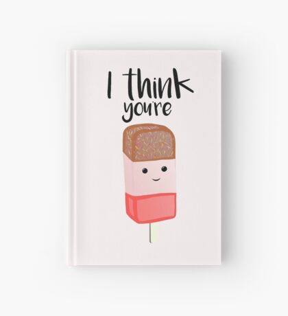 You're FAB Hardcover Journal