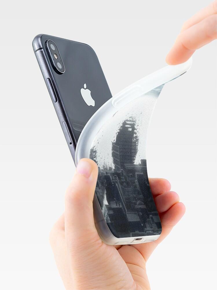 Alternative Ansicht von Der Anfang vom Ende - Akira Tribute iPhone-Hülle & Cover