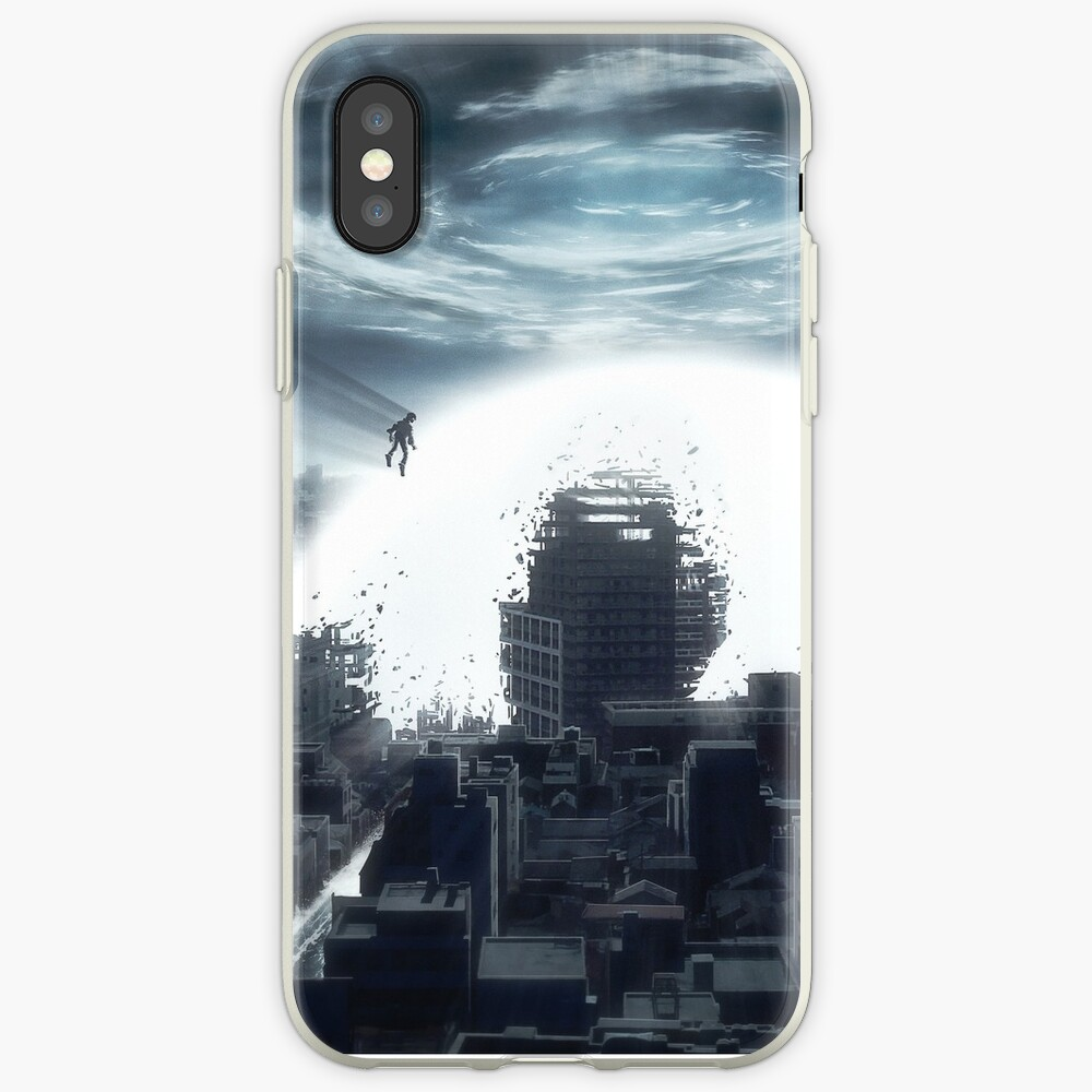 Der Anfang vom Ende - Akira Tribute iPhone-Hülle & Cover