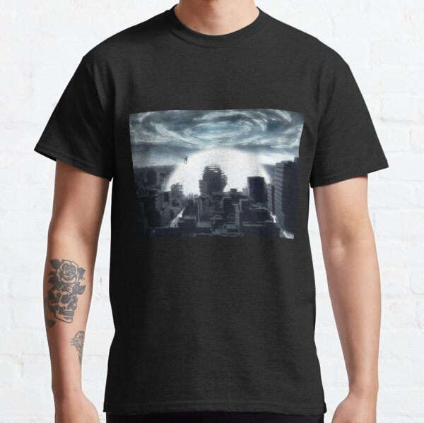 The Beginning of the End - Akira Tribute Classic T-Shirt