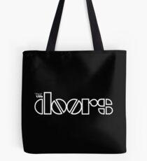 Classic Rock images the Doors Tote Bag