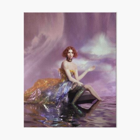 SOPHIE - OIL OF EVERY PEARL's UN-INSIDES Art Board Print