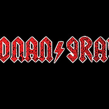 Conan grau von hlncxiiiv