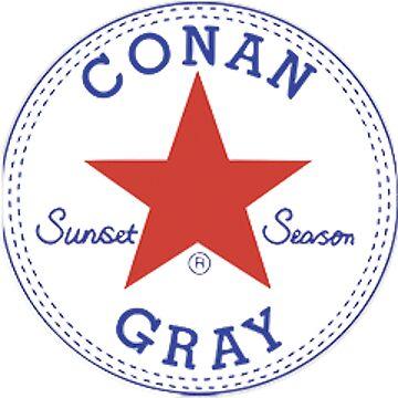 conan grey converse Sonnenuntergangssaison von hlncxiiiv