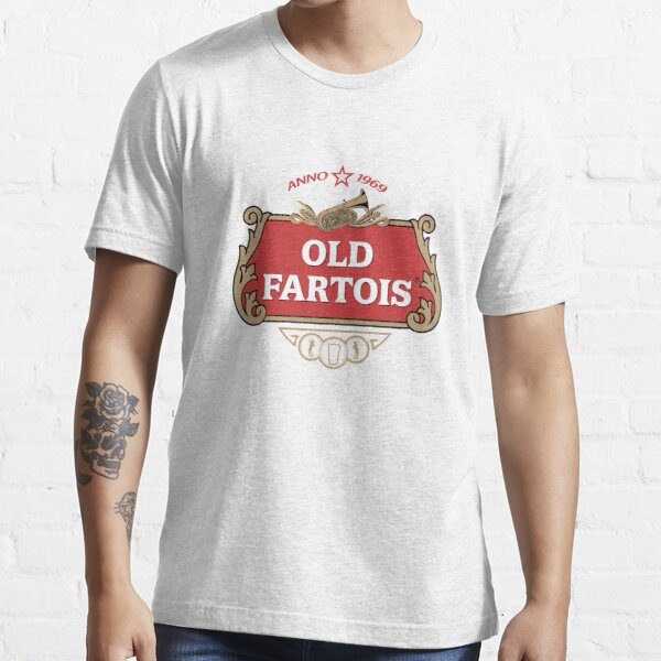 50th Birthday Stella Parody 'Old Fartois' T-Shirt Essential T-Shirt
