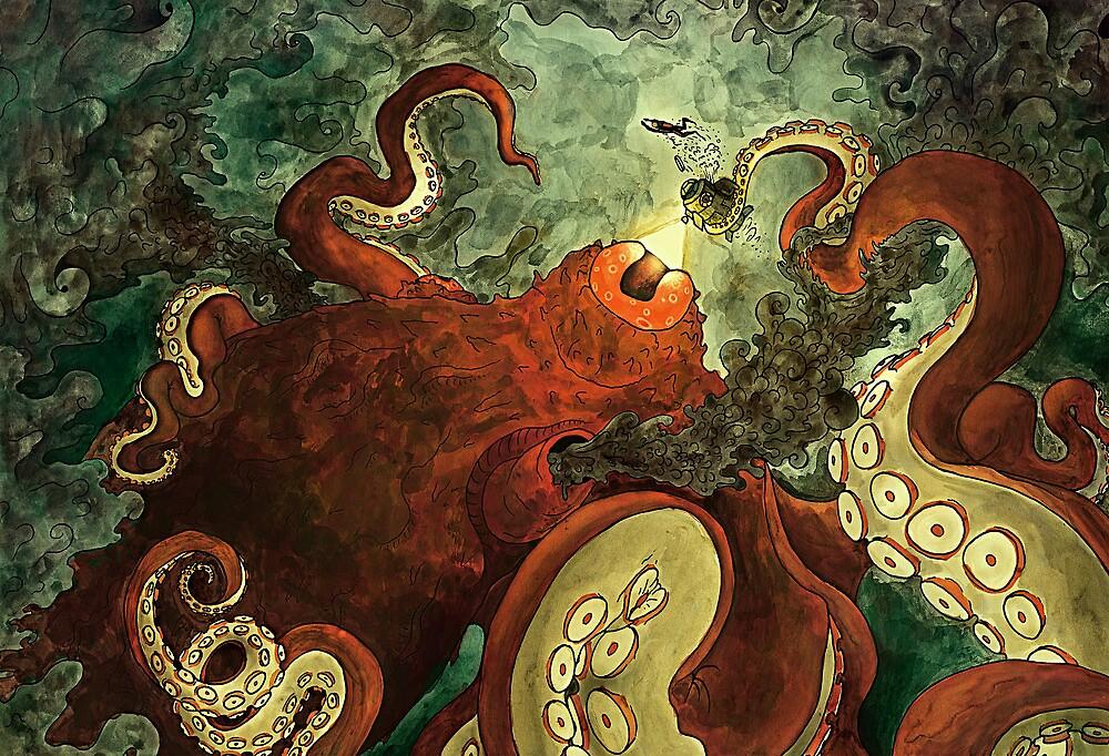 The Indrigan Beast by Sean Cruz