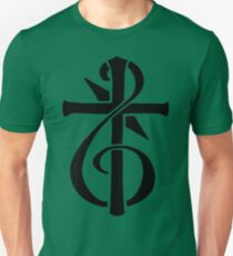Treble-Cross Unisex T-Shirt