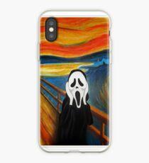Scream Mash-up iPhone Case