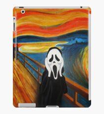 Scream Mash-up iPad Case/Skin
