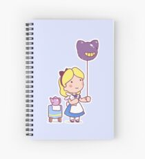 Little Alice Spiral Notebook