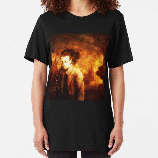 Hasta Nunca ( Good Riddance ) Slim Fit T-Shirt