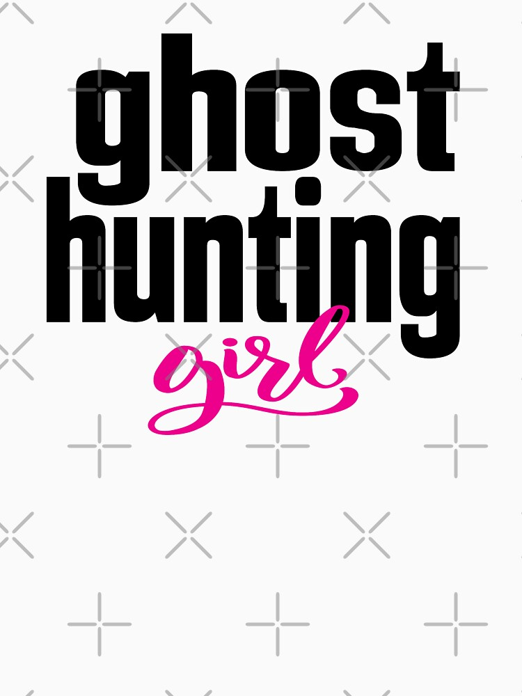Ghost Hunting Girl by ProjectX23