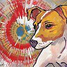 Jack Russell Terrier by Juhan Rodrik