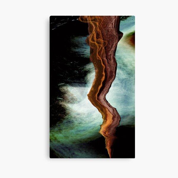 riverwood spirits..... ancient waters#8 Canvas Print