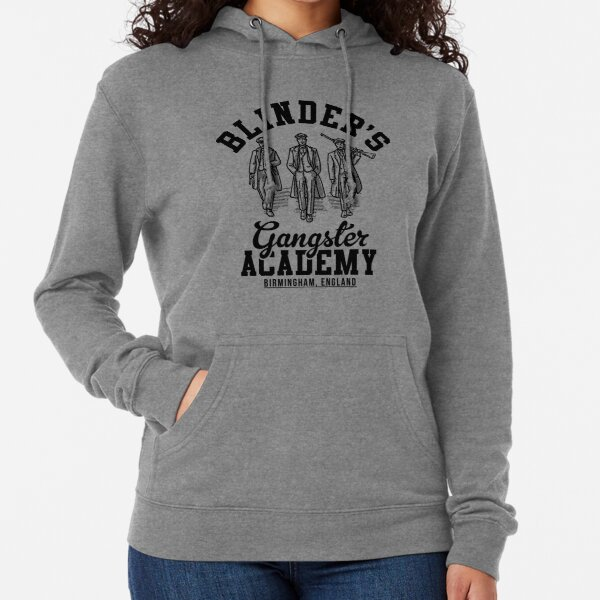 SHELBY BROTHERS LTD HOODED SWEATSHIRT HOODIE Peaky Birmingham Blinders Company